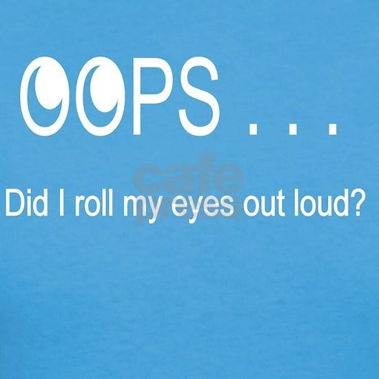 Oops Rolling Eyes