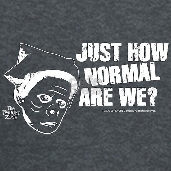 The Twilight Zone Logo: Dark Version
