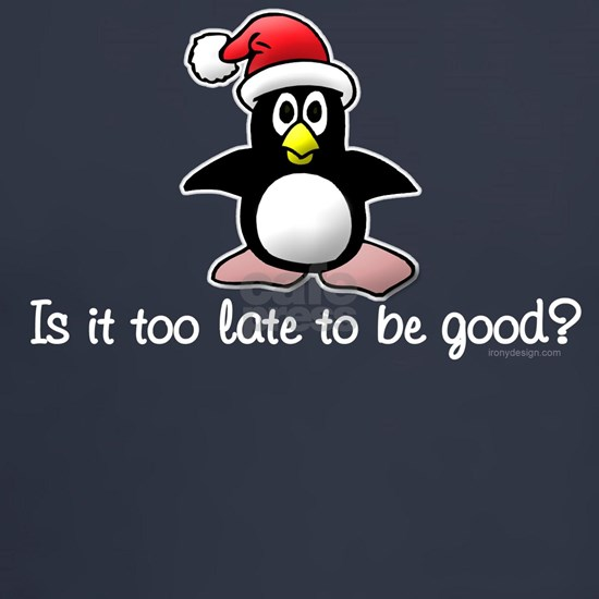 Christmas Penguin is Good?