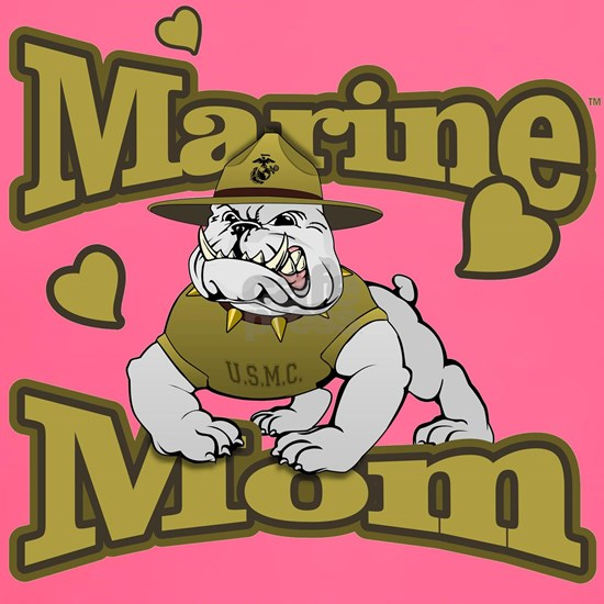 Marine Mom (Devil Dog)