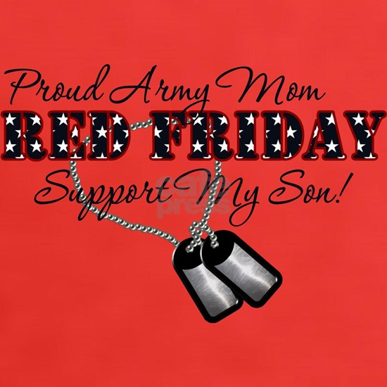 Proud Army Mom Son
