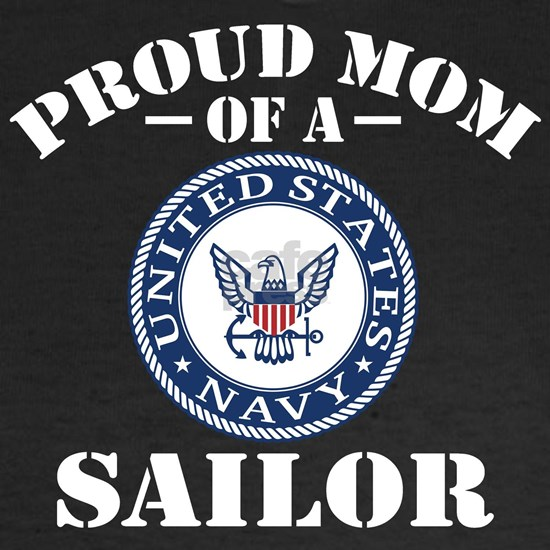 Proud US Navy Mom