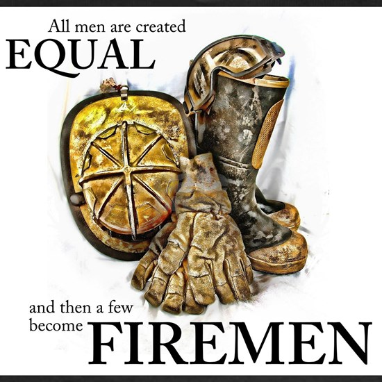 A Few Become Firemen