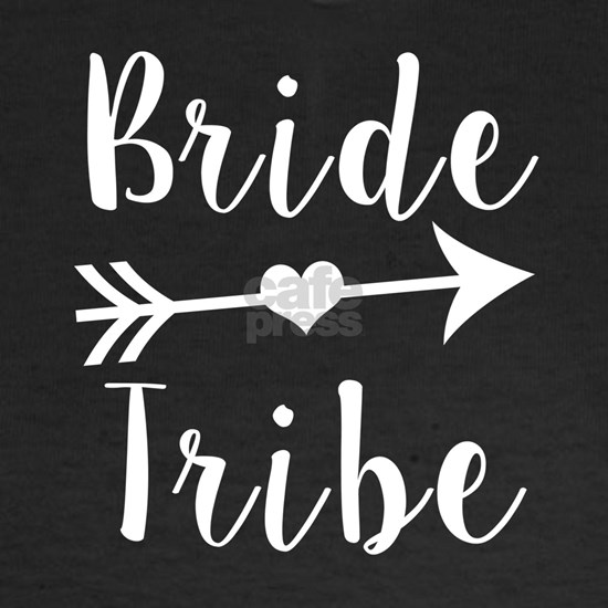 Bride Tribe Funny Bridesmaid