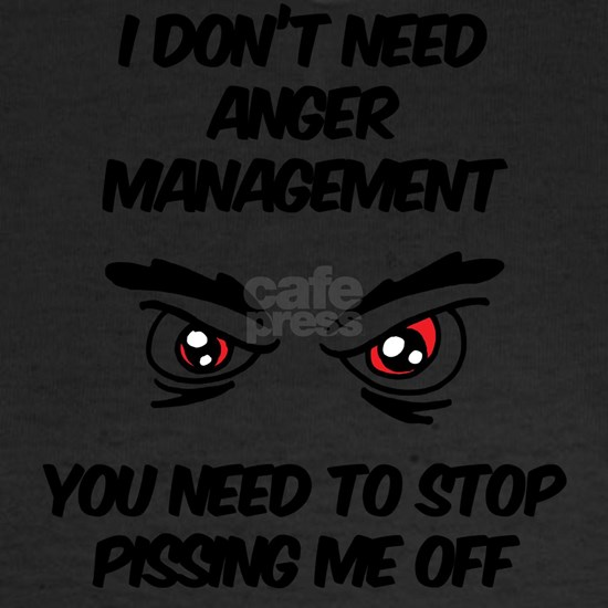 I Dont Need Anger Management