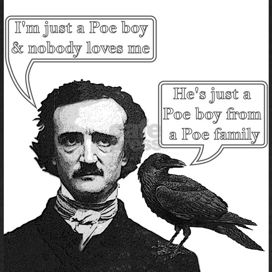 I'm Just A Poe Boy - Bohemian Rhapsody