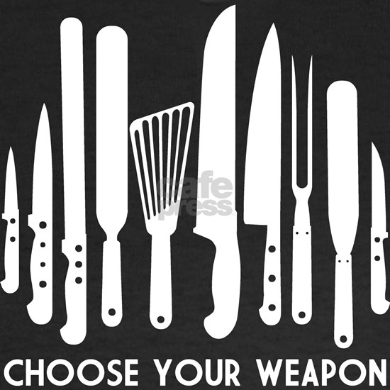 CHOOSE WEAPON W