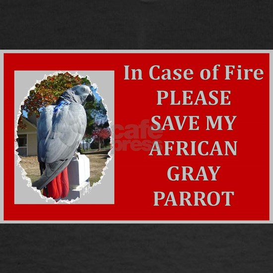 Save my African Gray