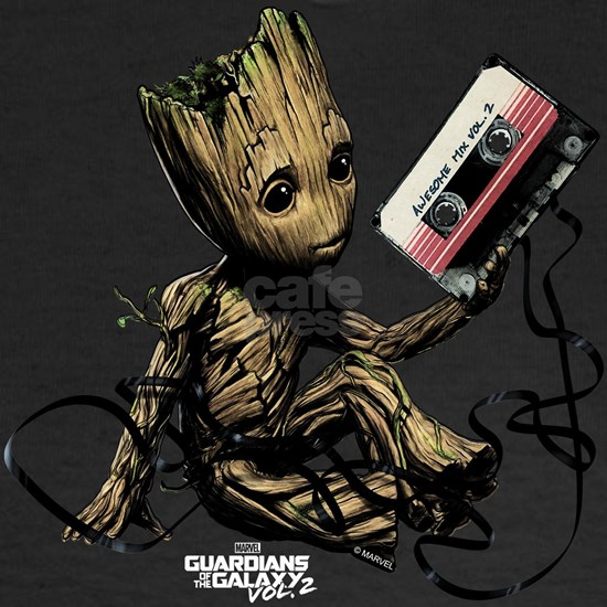 GOTG Groot Cassette