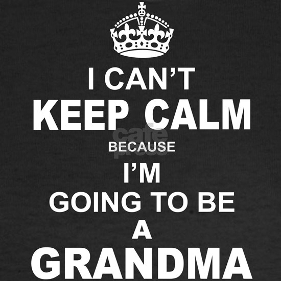 ....I am Going to be A Grandma