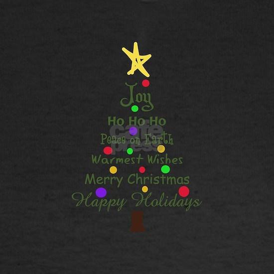 CHRISTMAS TREE GREETINGS