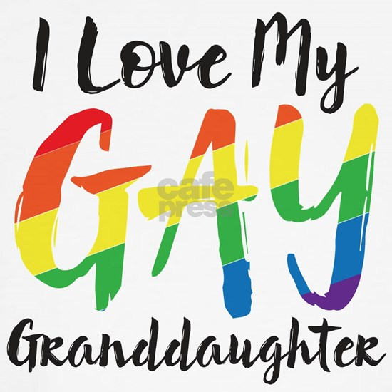 I Love my Gay Granddaughter