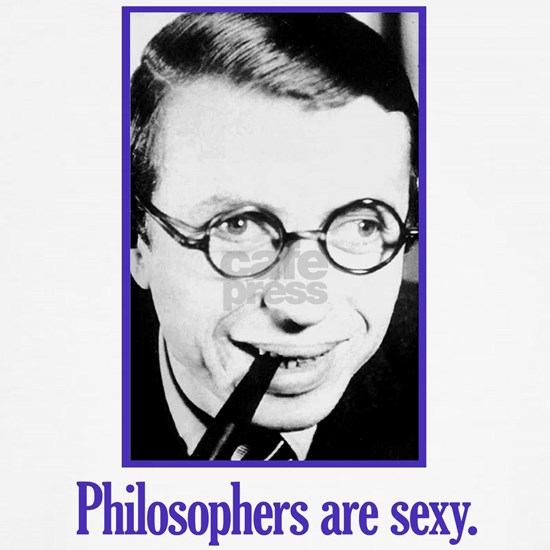 Philosophers are sexy