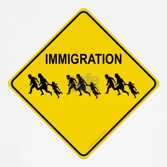 immigration crossing