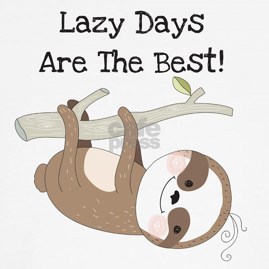 Sloth Lazy Days