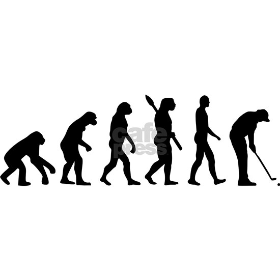Golf evolution