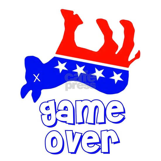 democrats game over