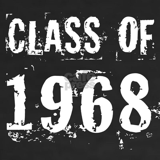 class of 1968 white