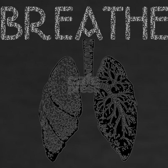 BREATHE lungs