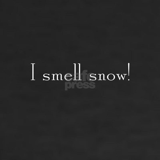 smell snow drk