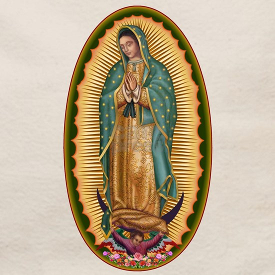 12 Lady of Guadalupe