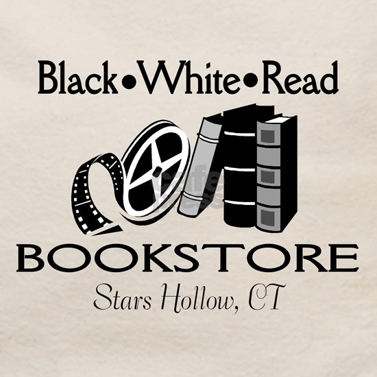 Black White and Read Bookstore