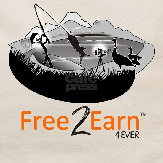 Fishing and Free 2 Earn 4Ever