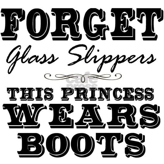 This Princess Wears Boots!