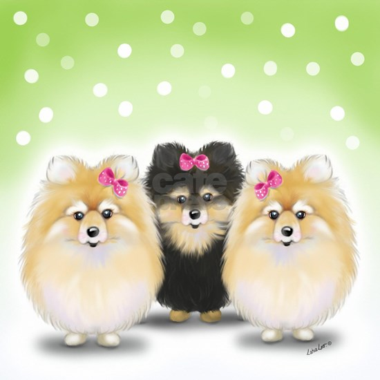 The Pom sisters