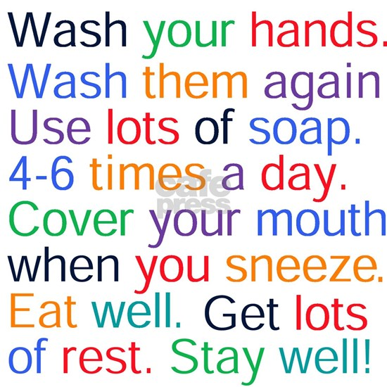 HEALTH REMINDERS LIST