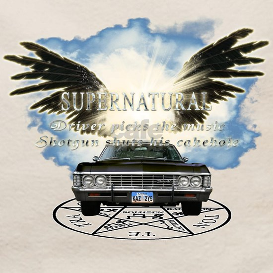 Supernatural driver picks the music Angel Wings