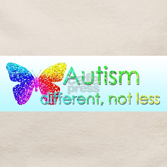 AutismDifferentNotLess(bumper) butterfly3