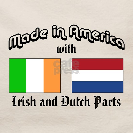 Irish  Dutch - bl tr
