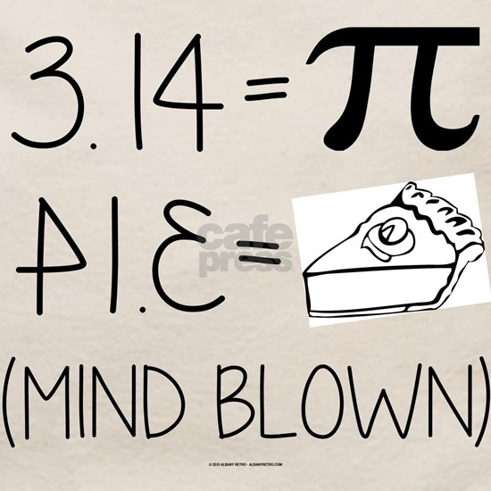 3.14 Pi Equals Pi Backwards