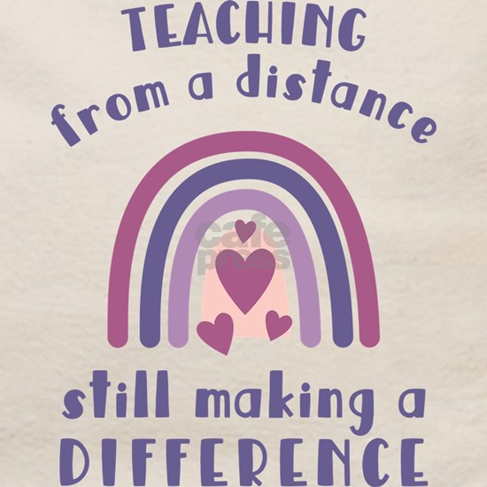 Teacher Distance Learning / Teaching Online Rainbo