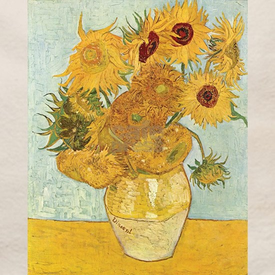 vincent-sunflowers