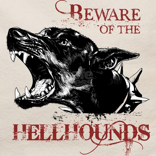 SUPERNATURAL Hellhounds