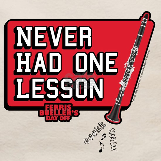 One lesson