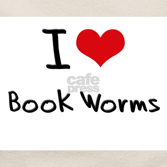I Love Book Worms