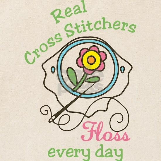 Real Cross Stitchers