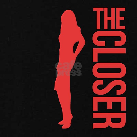 The Closer Woman Silhouette for dark