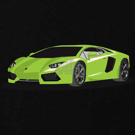 aventador green color