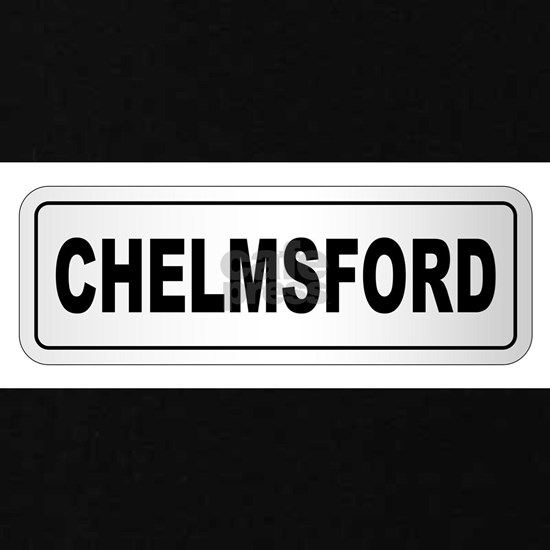 Chelmsford City Nameplate