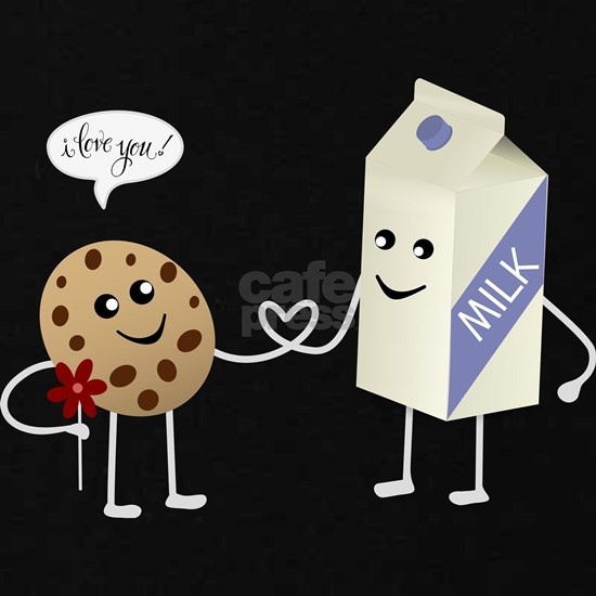 Cute Love - Milk and Cookie