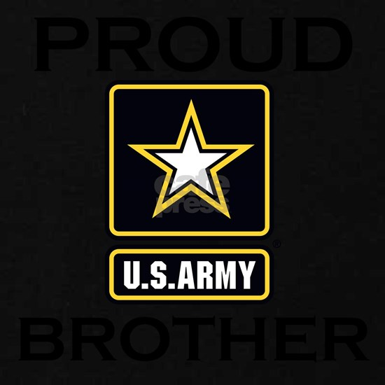 Proud Army Brother