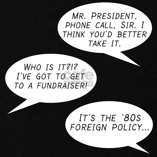 80s Foreign Policy