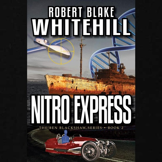 Nitro Express Cover Art