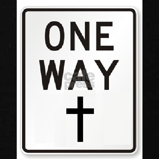One Way: Jesus