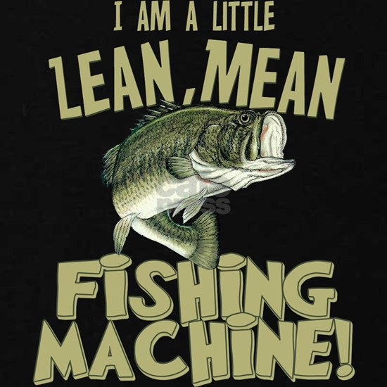 Lean Mean Fishing Machine