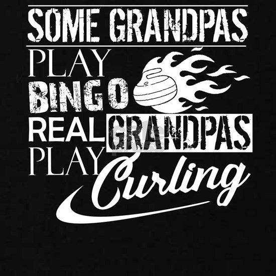 Real Grandpas Play Curling